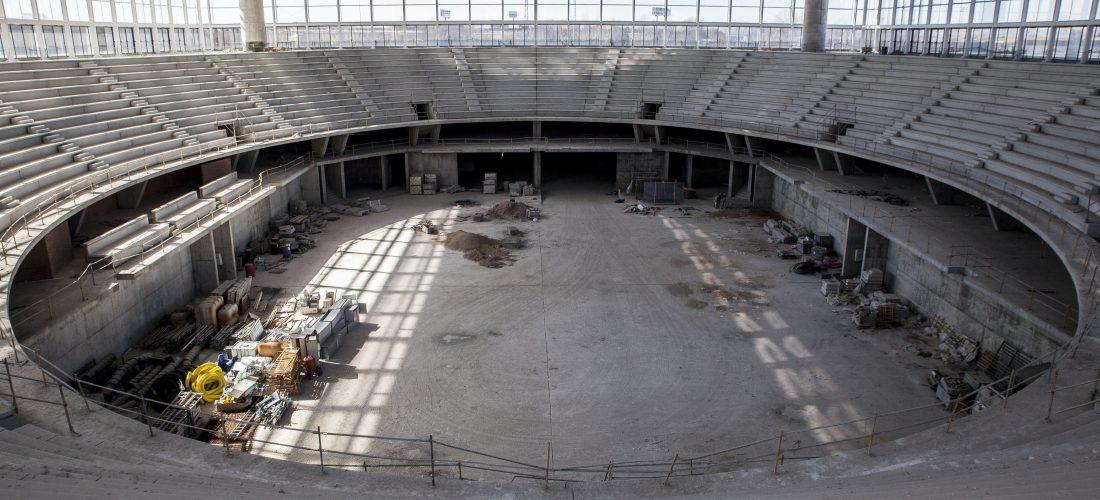Imputado el portavoz del PP de Móstoles por irregularidades en la construcción del Polideportivo Andrés Torrejón