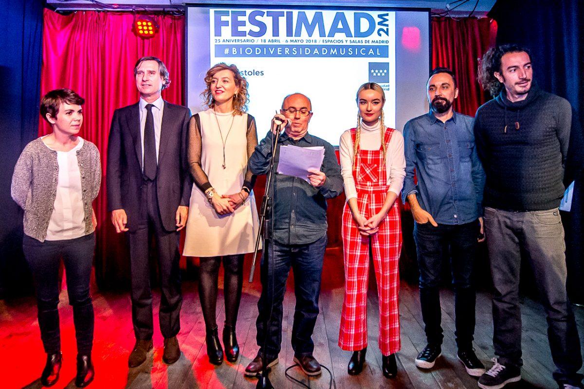 """Julio Muñoz, promotor del Festimad: """"Nos interesa la periferia artística y geográfica. Móstoles lucha por que se valore una identidad cosmopolita diferente"""""""