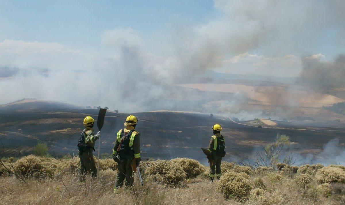 Bomberos Forestales de la Comunidad de Madrid mantienen las reivindicaciones contra la precariedad y el olvido
