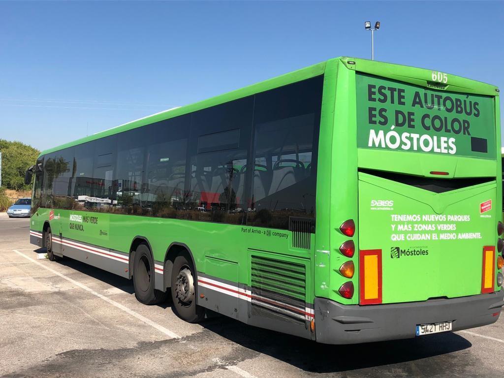 Móstoles, más verde que nunca: campaña de la Concejalía de Medio Ambiente para promover un nuevo modelo de parque urbano.
