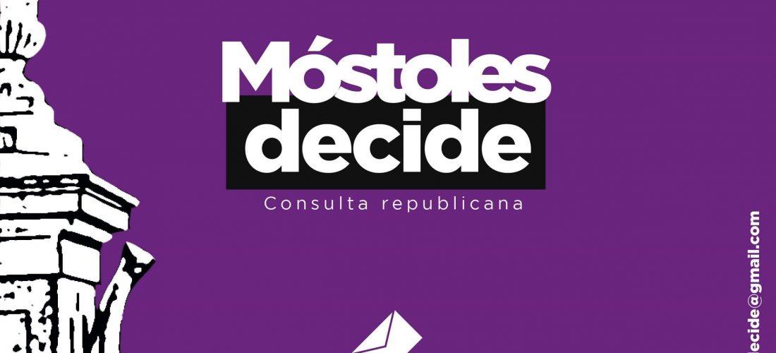 Móstoles Decide sobre elegir la jefatura de Estado