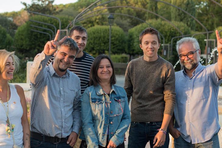Ganar Móstoles confluye con Más Madrid, la plataforma de Errejón y Carmena