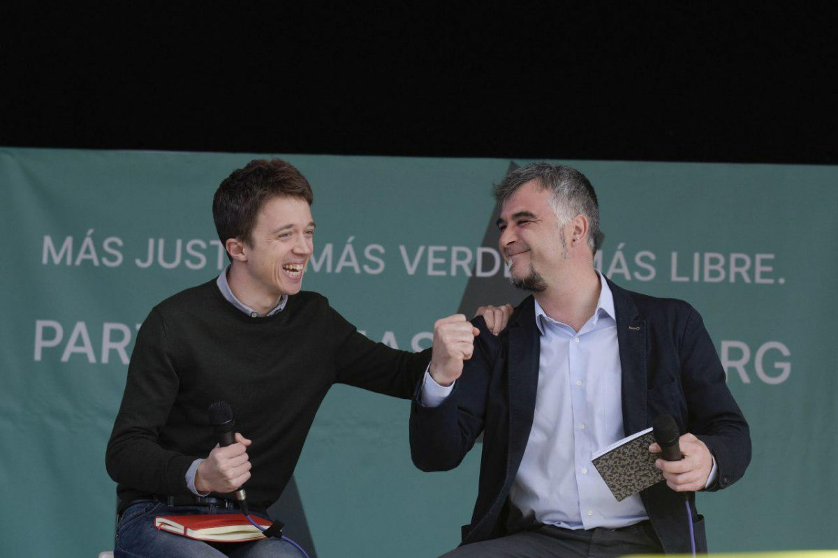 Entrevista a Gabriel Ortega, el candidato de Más Madrid-Ganar Móstoles, la coalición de Errejón y Carmena